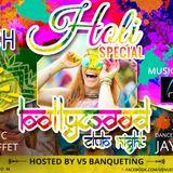 Bollywood Club Night - Holi (Fusion Special)