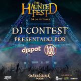 The Haunted Fest ParanormalParty mix - Dj Contest