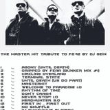 The Master Hit tribute to F242 by dj gein