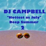 Hottest as July - Deep July 2018 Vol.2