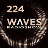 WAVES #224 (EN) - NITZER EBB INTERVIEW - BLACKMARQUIS - 17/2/19