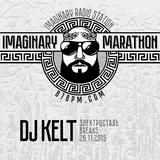 Imaginary Marathon. Day4. Dj Kelt live @ www.87bpm.com
