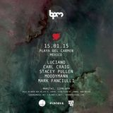 STACEY PULLEN - CADENZA MEETS PLANET E @MAMITA´S - THE BPM FESTIVAL 2015