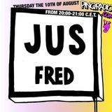 Jus Fred - Thursday 10-08-2017
