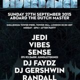 DJ Jedi Live @ Riverdance September 2015