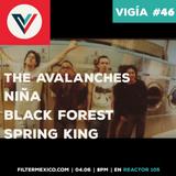 Vigía #46: The Avalanches, Niña, Black Forest, Spring King