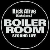 Kick Alive 151121 At Boiler Room SL