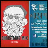 House Knights Podcast 024 SIDE B - Christmas Mix 2011