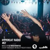 Hypercat Radio Show #67 - 14.04.2016 / BigCityBeats Radio - Mixed by DJ Moestwanted