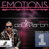 Emotions Session one