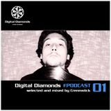 DigitalDiamonds Podcast #001 by CrennWiick