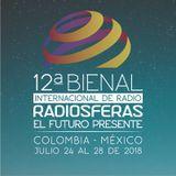 La cosa se calienta. 12 Bienal de Radio Bogotá