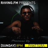 #139 PANTTERA - G SESSION @ RΛVING.FM - TECHNO SUNDAY ALWAYS COMES TO ME!