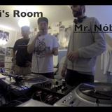 Hansi's Room /// Mr.Nóbody (HR-Crew) (DJ-Set)