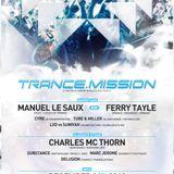 Manuel Le Saux b2b Ferry Tayle live @ Trance.Mission 04.12.2010