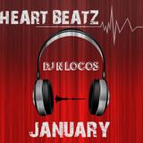 HEART BEATZ - JANUARY - 2016 - by N LOCOS