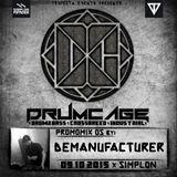 Drumcage Promomix #05 - Demanufacturer