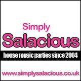 The Simply Salacious Dance Party with Peter Borg and an interview with Scott Tastebudz