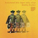 Autumnal mix tape only vinyl