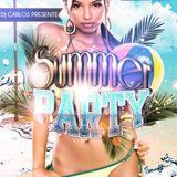 Summer Mix Juin 2015 By Dj Carlos