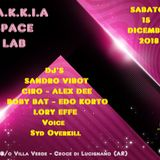 ALEX DEE DJ @ MAKKIA SPACE LAB PARTY
