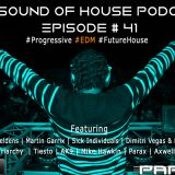 Parax- The Sound Of House Podcast Episode # 41