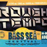 BassSea Warm Up Rough Tempo Show 24th July 16 (XONE 2B2 FIENDREFLEX B2B BADER, FT LEKTRA MC)