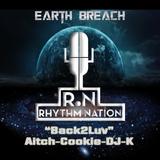 "Rhythm Nation  presents ""Back2Luv"" with Carl ""Aitch"" Hammond, Darren ""Cookie"" Cooke & DJ-K"