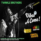 Podcast VIBES A COME Radio Show - special Twinkle Brothers + Fogata Sounds & Ackboo - 05 AVRIL 2013