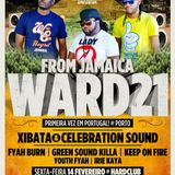 Celebration Sound live @ Hard Club | Porto | Longside Ward 21 | Fev. 2k14