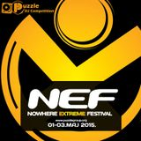 Nowhere eXtreme FESTIVAL 2015 [ DJ Cheeka Freeman ]