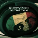 Sunday Versions: Lazy Afternoons and Scratchy Reggae 45's