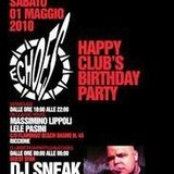 Dj Sneak @ nu Echoes, Riccione - 01.05.2010 - Happy CLUB's BDay Party