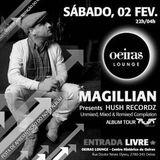 Magillian Live @ Oeiras Lounge Part1 (02Feb.13)