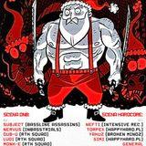 DJ Torpex & MC Jabba D @ Świąteczne Łupanie,Lodz, PL 25.12.2013