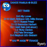 Dance Familia, Buzz Club, Blackpool (Live recording)