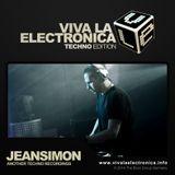 Viva la Electronica Techno Edition pres JeanSimon