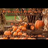 DJ Brandon Di Michele - Progressive House Mix - October 2015