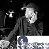 Victor Anderson on Back2BackFm.Net (Sun Night - Mon Morning 19th Feb)