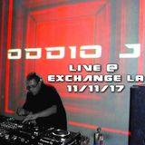 Oddio J Live @ Exchange LA_11-11-2017-The Gallery