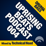 Uprising Beats Podcast 004 - Technical Head (Old Side Soundz) - 2017.04.18