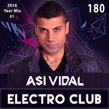 ASI VIDAL ELECTRO CLUB 180 - 2016 YEAR MIX 1