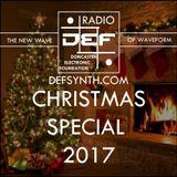 DEFSYNTH.COM Radio Christmas Special 2017