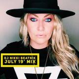 DJ NIKKI 'BEATNIK'   Mixcloud