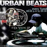 Urban Beats Radio Show (NightSky Clubradio.com) 28.04.2015 by DJ Young J.P.