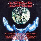 DJ Swan E with MC MC World Dance 2nd April 1994