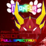 NeonFur 2018: Neon Halloween - 'Full Spectrum' Dead Dog Dance Set