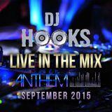 DJ HOOKS LIVE IN THE MIX @ANTHEM LOUNGE(TROPICANA CASINO, ATLANTIC CITY, NEW JERSEY)