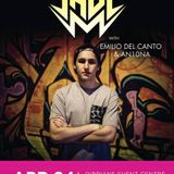 Emilio Del Canto Live @ Jauz (Opening Set) April 2015