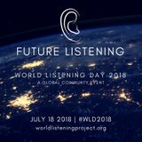 #WLD2018-Future Sounds. As time goes by.